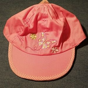 Other - NWT - REVERSIBLE GIRL'S CAP